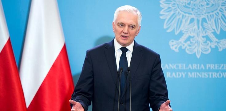 Jarosław Gowin: Jeżeli będzie inaczej, podam się do dymisji - zdjęcie