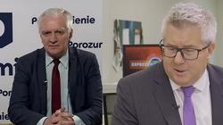 Ryszard Czarnecki o Porozumieniu: Być może nastąpi ojcobójstwo - miniaturka