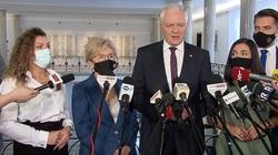Gowin załada klub parlamentarny i oskarża PiS - miniaturka