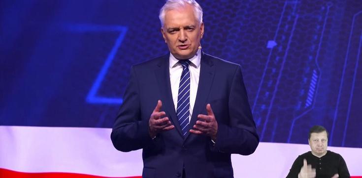 Gowin: Powiem z kim i jak chcemy zmieniać Polskę już jutro - zdjęcie