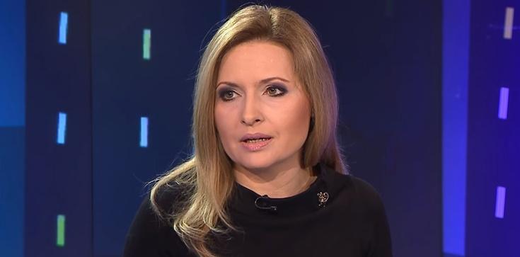 Dziennikarka Polsat News MIAŻDŻY 'żeńskie końcówki' - zdjęcie