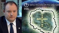 ZOBACZ, jak poseł Kukiz'15 broni katolików i akcji 'Różaniec do granic'! - miniaturka