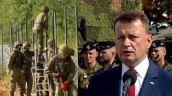 Az 86 proc. Polaków popiera rząd ws. wojny hybrydowej na granicy - miniaturka