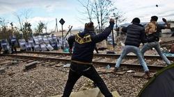 Islamscy imigranci wojują z policją w Danii - miniaturka