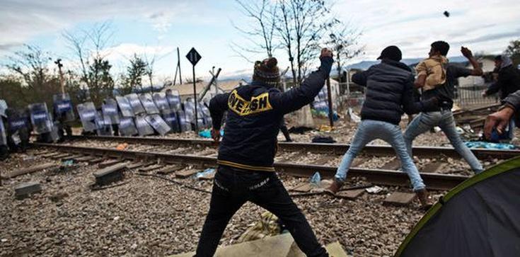 Polska rodzina zaatakowana przez uchodźców - zdjęcie