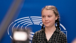 Greta Thunberg zaczepiła premiera Australii. Polityk odpowiada - miniaturka