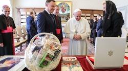 Prezydent u Papieża. Franciszek chwalił program 500+ - miniaturka