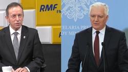 Polityk opozycji: Kaczyńskiemu, ale i Gowinowi nie ufamy. Gowin spotkał się z Grodzkim - miniaturka