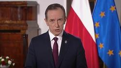 Co z immunitetem marszałka Grodzkiego? Senat powołuje się na uchybienia formalne i odsyła wniosek do prokuratury  - miniaturka