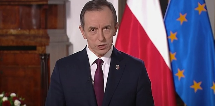 Co z immunitetem marszałka Grodzkiego? Senat powołuje się na uchybienia formalne i odsyła wniosek do prokuratury  - zdjęcie