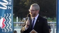 """[Wideo] Braun otwartym tekstem namawia do """"obywatelskiego zatrzymania"""" min. Niedzielskiego - miniaturka"""
