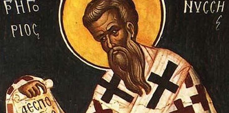 Święty Grzegorz z Nyssy, biskup i asceta - zdjęcie