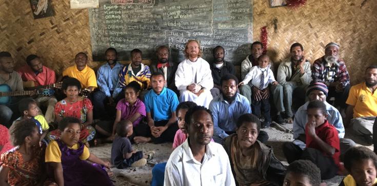 W Wielkim Poście adoptuj misjonarza!   - zdjęcie