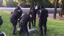 KGB na Białorusi: Pobicia, maltretowanie, groźby gwałtu - miniaturka