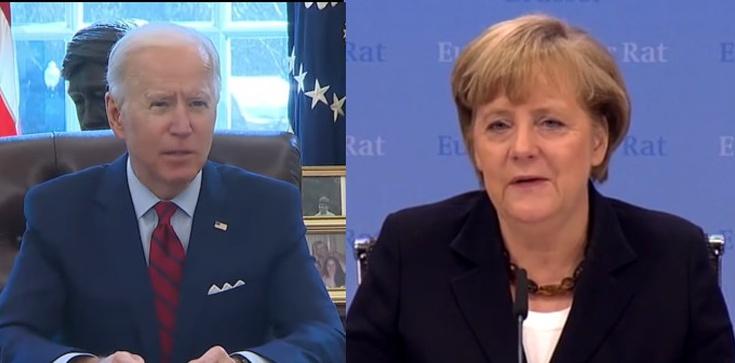 ,,Handelsblatt'': Biden może znieść sankcje wobec Nord Stream 2 - zdjęcie