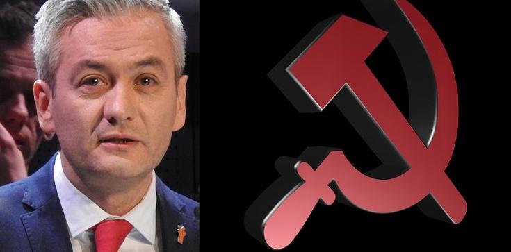 Komuniści chwalą przedwyborcze obietnice Biedronia - zdjęcie