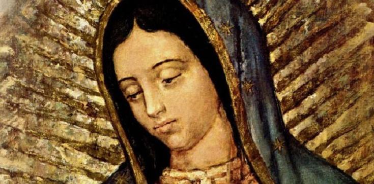 Matka Boża z Guadalupe- obraz nie ręką ludzką uczyniony! - zdjęcie