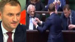 Burzliwe obrady. AGRESYWNE zachowanie Nitrasa w Sejmie!!! - miniaturka