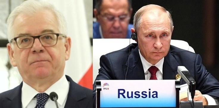 Marek Budzisz: Wywiady Putina i Czaputowicza, czyli: po co rozmawiać z mediami? - zdjęcie