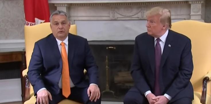 Premier Węgier oficjalnie poparł Donalda Trumpa - zdjęcie