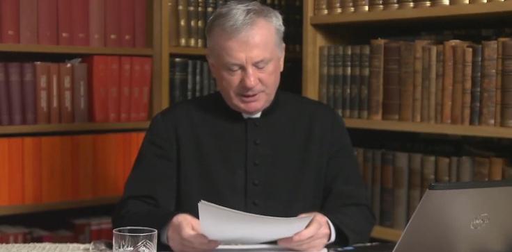 Ks. prof. Tadeusz Guz: Przemilczana prawda o reformacji Marcina Lutra - zdjęcie