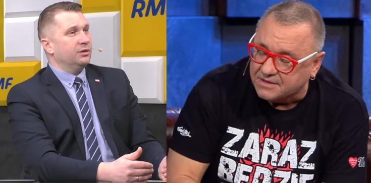 Szef MEN odpowiada Owsiakowi: Pan też w opozycji? - zdjęcie