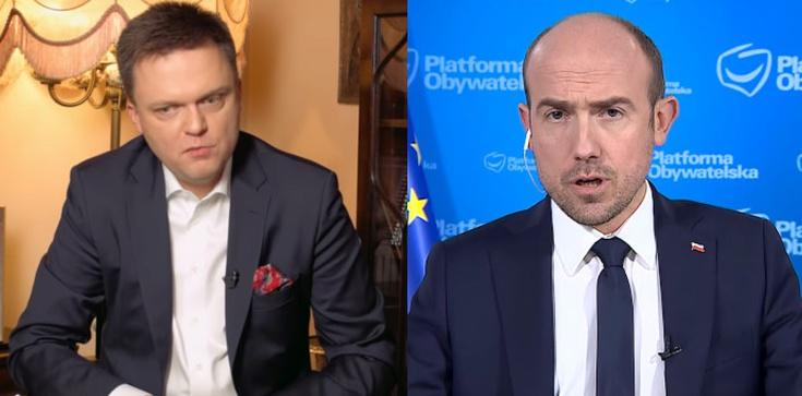 Hołownia mocno zadrwił z Budki: Zanim stworzy koalicję, niech ogarnie kuriera - zdjęcie