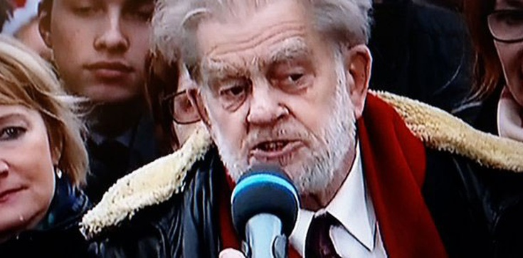 Gwiazda dla Frondy: Obyśmy nie mieli takiego prezydenta przez 500 lat - zdjęcie