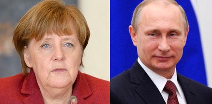 Merkel grozi Rosji. Chodzi o ataki hakerskie - zdjęcie