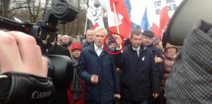 """Kto był na marszu """"demokratów""""? Patrioci? - zdjęcie"""