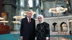 Hagia Sophia meczetem, uroczysta inauguracja, ból chrześcijan - miniaturka