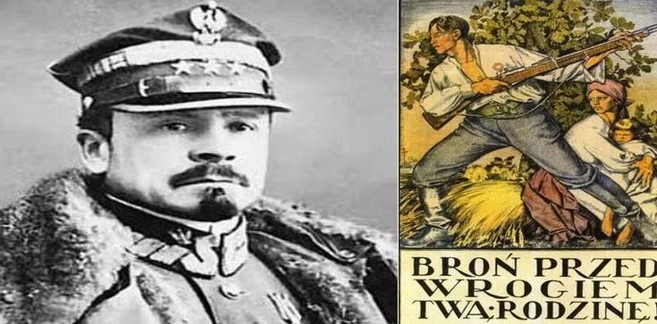 Bohaterowie Bitwy Warszawskiej. Gen. Józef Haller - zdjęcie