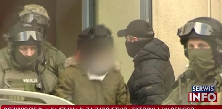 """""""Hannibal z Żoliborza"""" skazany na dożywocie za zamordowanie i poćwiartowanie lektorki - zdjęcie"""
