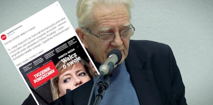 ,,Tygodnik Powszechny'' promuje aborcję? - zdjęcie
