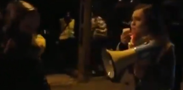 ,,Myślę, czuję, nie morduję'' – Kobieta powiedziała co myśli na manifestacji - zdjęcie