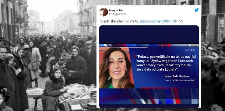 """Obrzydliwe! Doradca hiszpańskiego rządu do Polaków: ,,Pozwoliliście zamykać Żydów w gettach"""" - zdjęcie"""