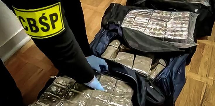 CBŚP przejęło 150 kg haszyszu wartego 8 mln zł - zdjęcie