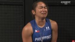 Obok medalu zawiesiła medalik. Olimpijka podziękowała Bogu  - miniaturka