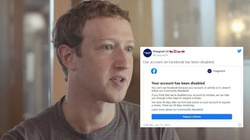 Skandal! Facebook zablokował profil V4 - miniaturka