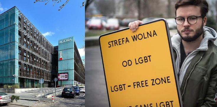 Zawirowania na Czerskiej. Są  ,,Strefy wolne od LGBT'' czy nie? - zdjęcie