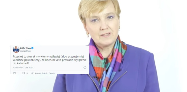 Niemcy chcą zlikwidować prawo weta w UE. Thun zachwycona - zdjęcie