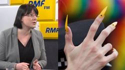 Kaja Godek: Sąd pozwolił dziś na lewacką agresję  - miniaturka