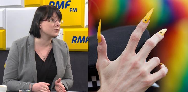Kaja Godek: Sąd pozwolił dziś na lewacką agresję  - zdjęcie
