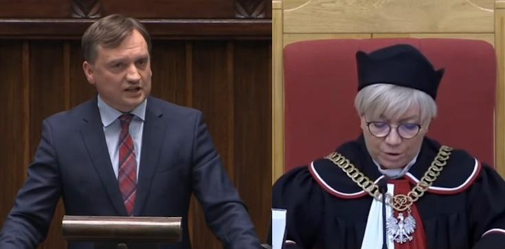 TK odrzuca skargę Zbigniewa Ziobry. Prokuratura: Zablokowano możliwość ścigania komunistycznych zbrodni  - zdjęcie