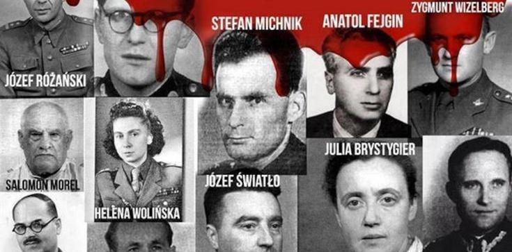 Stalinowscy kaci: Żydzi w kierownictwie UB  - zdjęcie