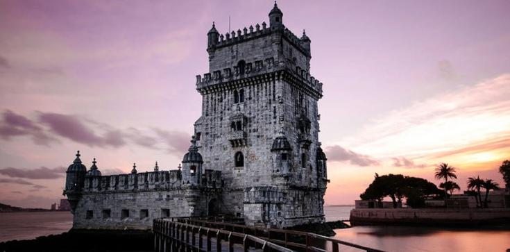 Lizbona. Miasto ocalone Imieniem Jezus - zdjęcie