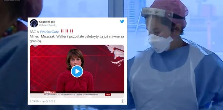 O polskich celebrytach głośno nawet w BBC - zdjęcie