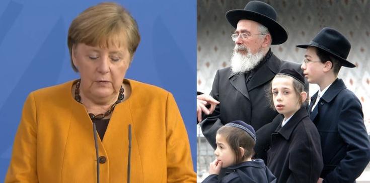 Niemcy biją Żydów. Średnio 6 przestępstw dziennie na tle antysemickim... - zdjęcie