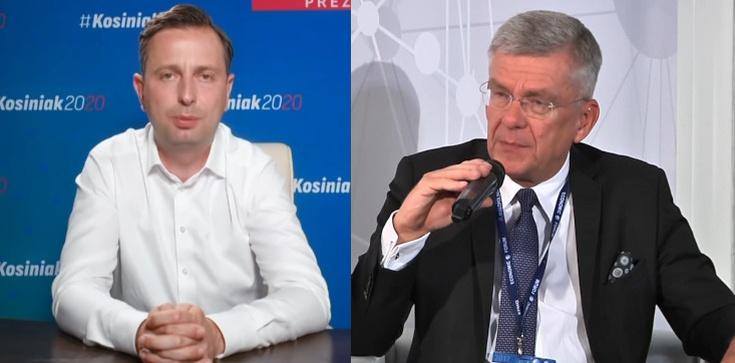 Kosiniak-Kamysz zaszczepi prezydenta? Karczewski: Odradzam! - zdjęcie