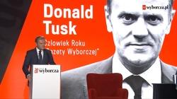 I wszystko jasne! Donald Tusk Człowiekiem Roku ,,Wyborczej'':,,Moja gazeta'' - miniaturka